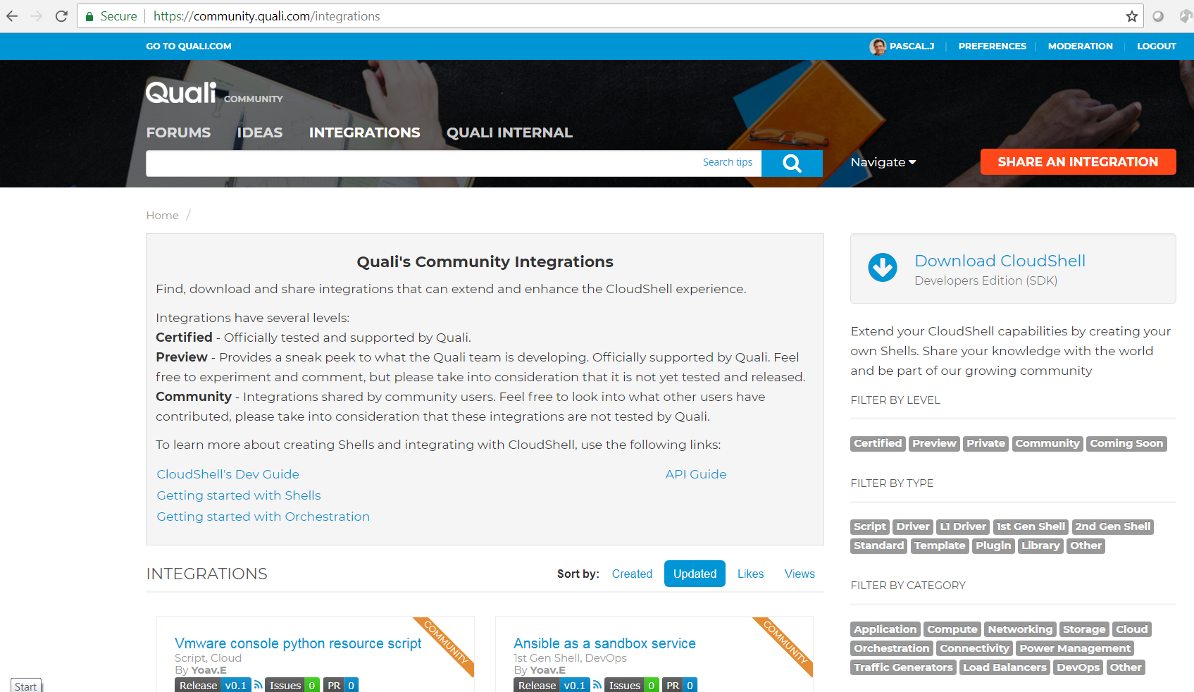 2018-08-23-15_28_32-All-Posts-in-Integrations-Quali-Community